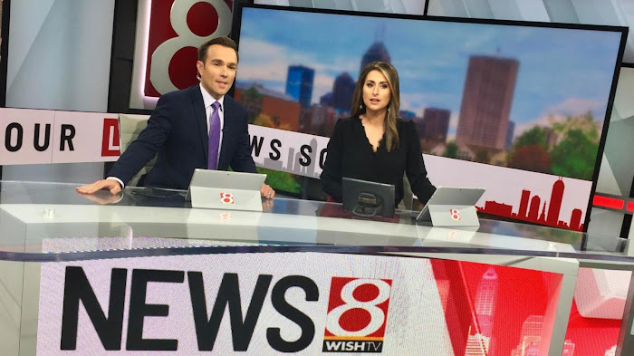 News Anchor's Life With Keratoconus