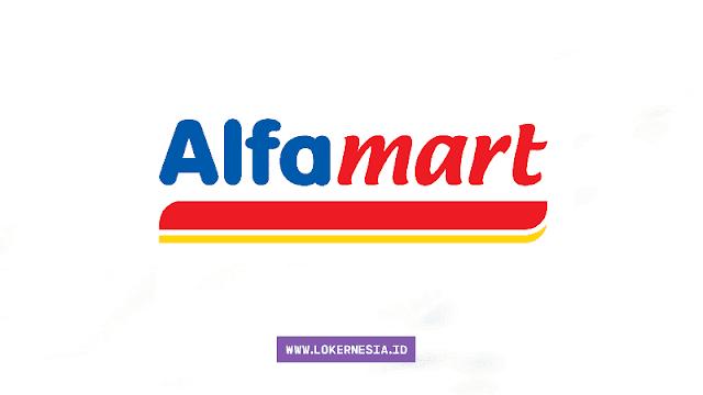Lowongan Kerja Alfamart Branch Medan September 2020
