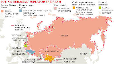 la proxima guerra union euroasiatica eurasia putin urss