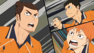 ハイキュー!! | アニメ 第4期21話『ヒーロー』 | 烏野VS稲荷崎 | HAIKYU!! Season4 EPISODE 21 Inarizaki vs Karasuno