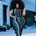 Check Out Photo Collection of This African Plus Size Celebrity Lovely Pictures