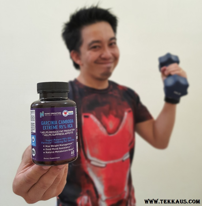 Weight Loss Slimming Supplement From Nano Singapore