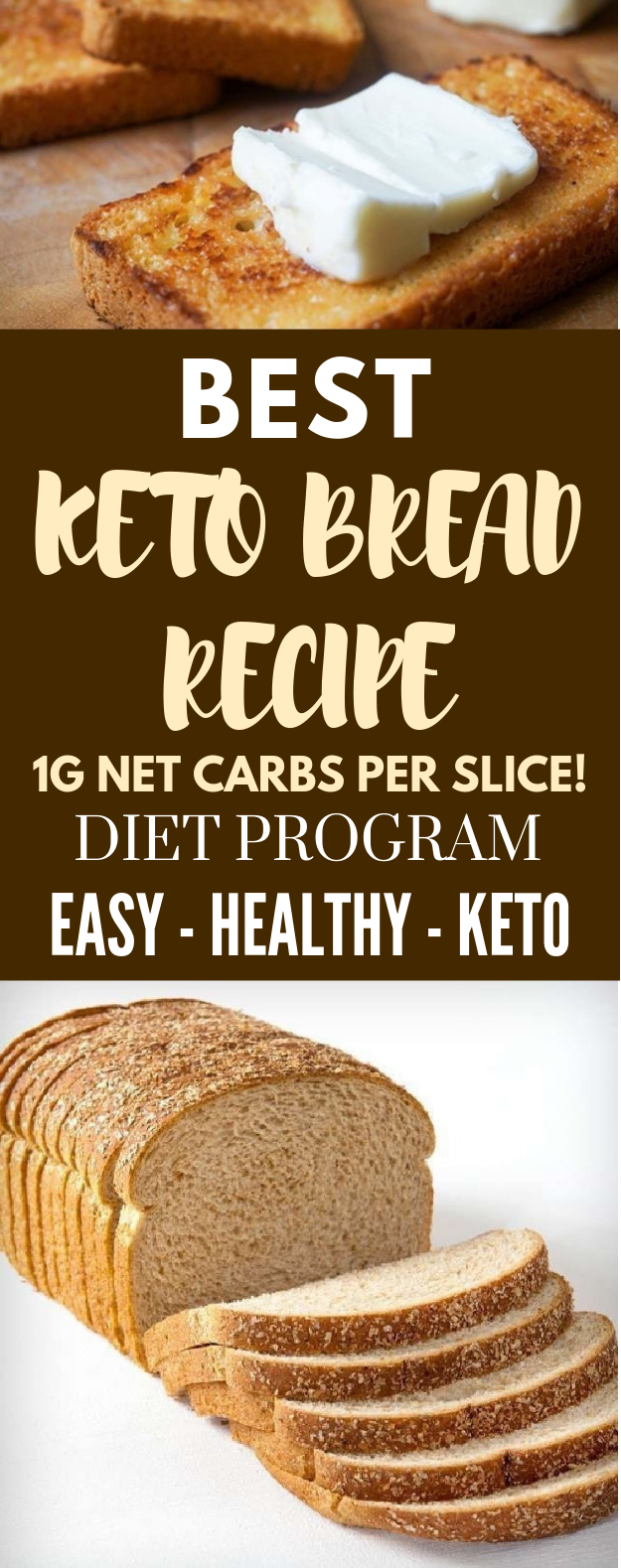 Best Keto Bread Recipe #Diet #Ketogenic