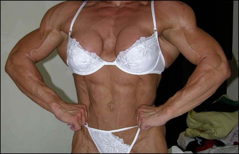 Phone Sex with Hardbody MILF - Sexy Muscle Goddess, Female Bodybuilder and Stripper