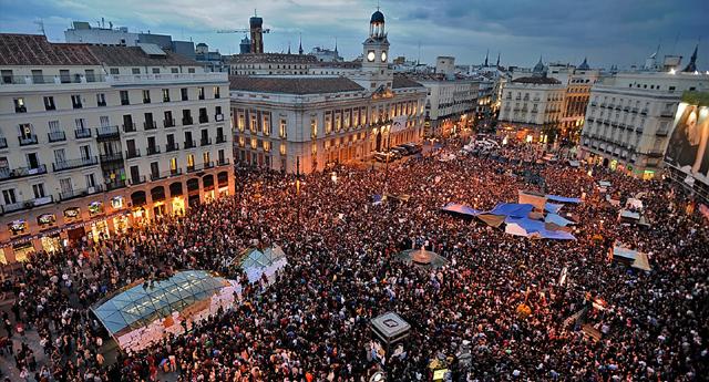 La Coordinadora 25S convoca una manifestación el día de la investidura de Rajoy