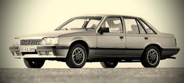 1982-1987 - Opel Senator