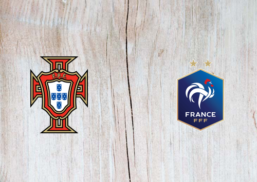 Portugal vs France -Highlights 14 November 2020