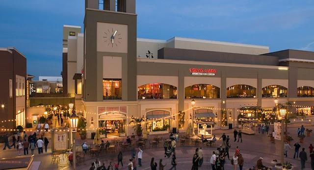 Compras em Pasadena