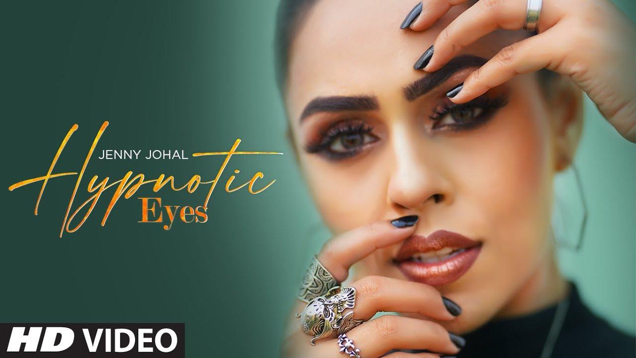 Hypnotic Eyes Lyrics Jenny Johal