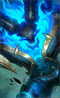 Thamuz Lord of Wraith Heroes Fighter of Skins