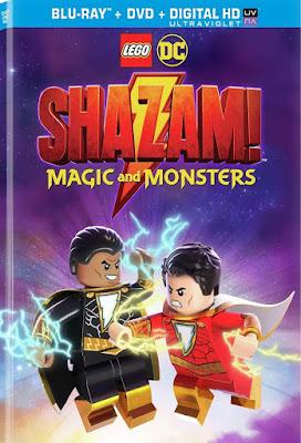 Lego DC Shazam! Magic And Monsters 2020 BD25 LATINO