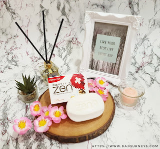 [Review] #ZENAntiBacterial Body Soap Shiso & Sulphur