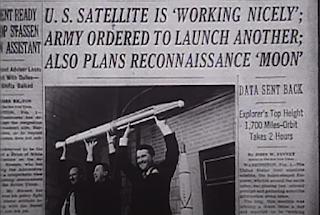 Information About NASA, NASA First Setellite