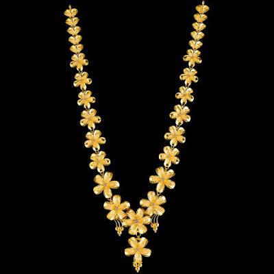 Kalyan Jewellers Chain Designs
