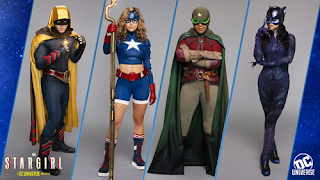 Stargirl and the new JSA