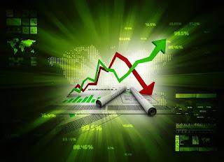 Sensex down Nifty up