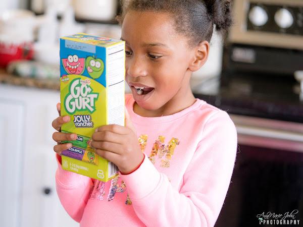 How My Family Makes Snacking Fun ~ #GoGurt