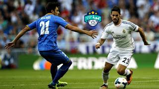 مباراة ريال مدريد وخيتافي الدوري الاسباني