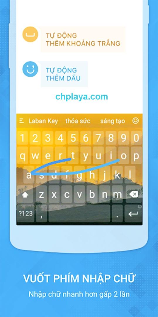 Tải Laban Key Apk bàn phím gõ tiếng Việt cho Android miễn phí b