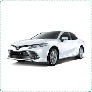 Toyota Camry Low Grade 2020 in Pakistan