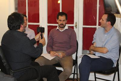 Supervisores Anglo American realizan conversatorio sobre Reforma Tributaria
