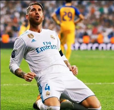 Sergio Ramos Biography