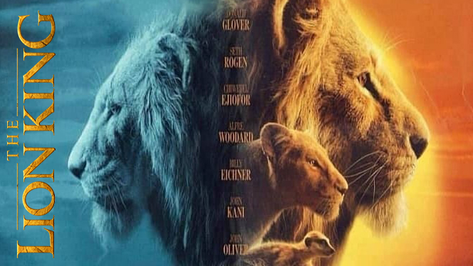 El Rey León (2019) BDRip Full HD 1080p Latino-Ingles