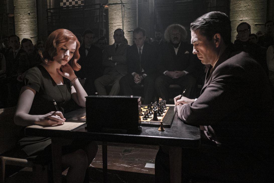 the queen's gambit, netflix tv mini series,