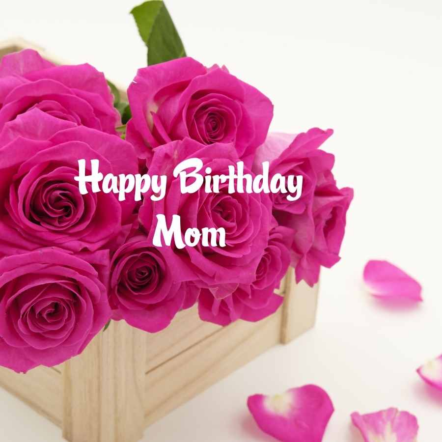 happy bday mom images