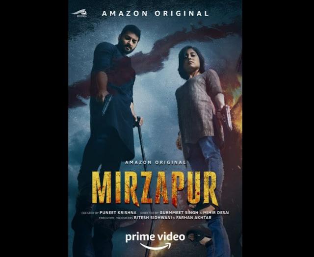 Mirzapur amazon prime web series