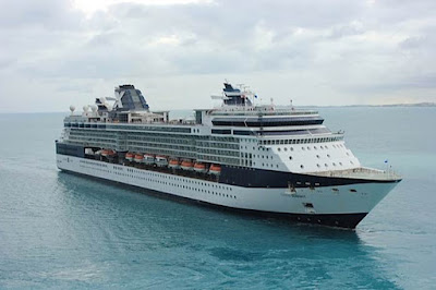 Celebrity Cruises Celebrity Summit sails from Cape Liberty Bayonne to the Eastern Caribbean