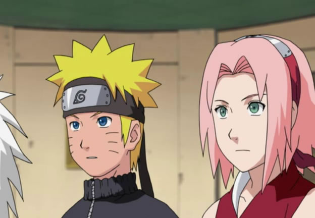 Naruto Shippuden Dublado – Episódio 001