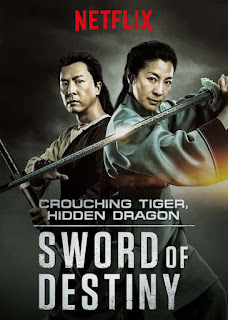 فيلم Crouching Tiger Hidden Dragon Sword of Destiny 2016 مترجم