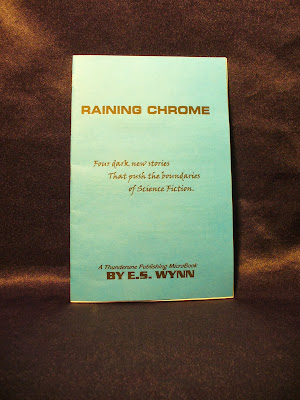 Raining Chrome 1st ed