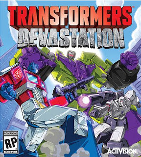 Transformers Devastation (PC) 2015