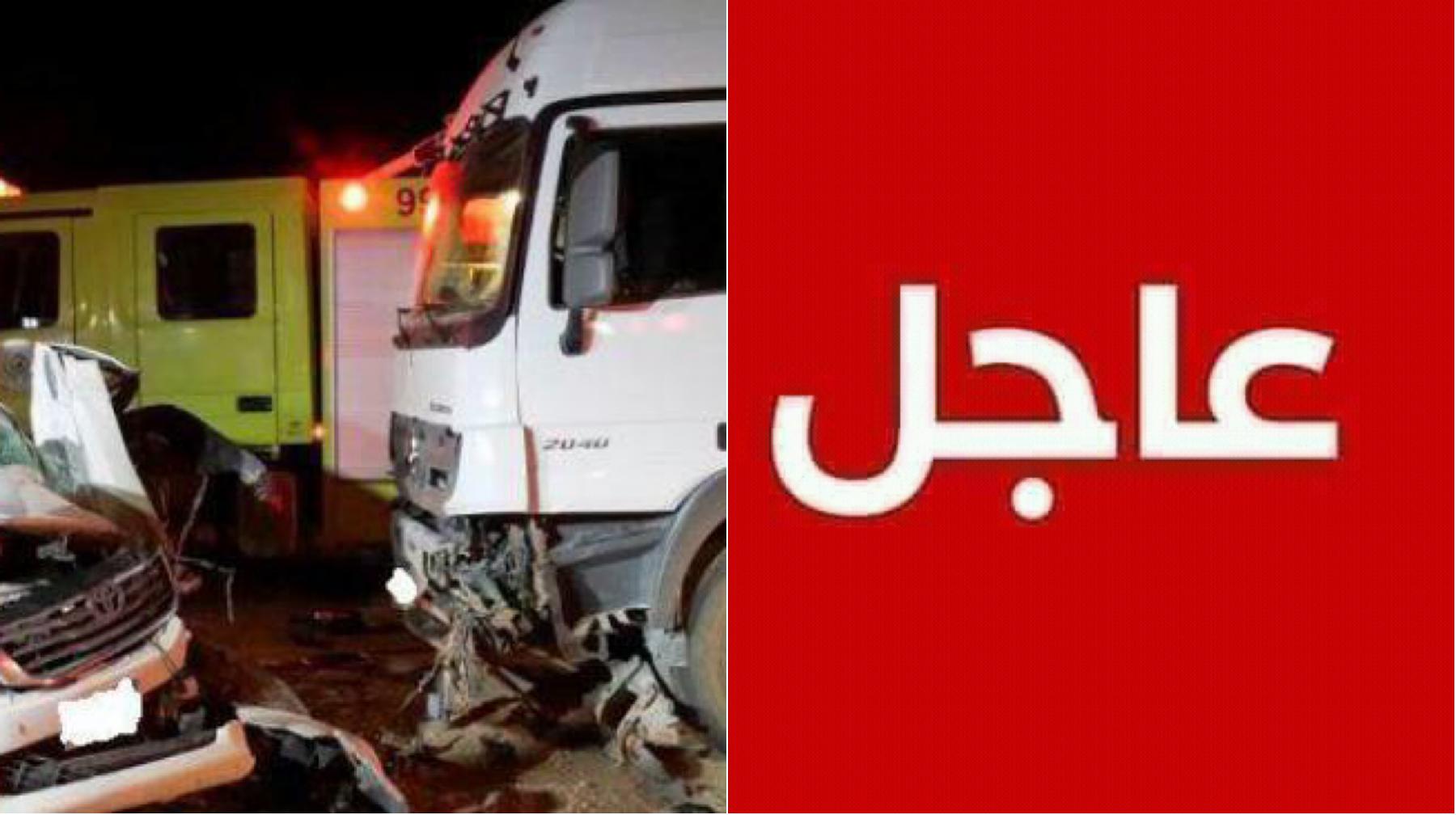عاجل : شاحنة تدهس أكثر من 8 سيارات و سقوط قتيل