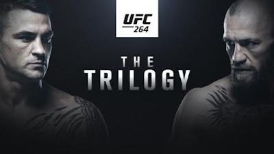 Ver UFC 264 Poirier vs McGregor 3 En vivo Español Online