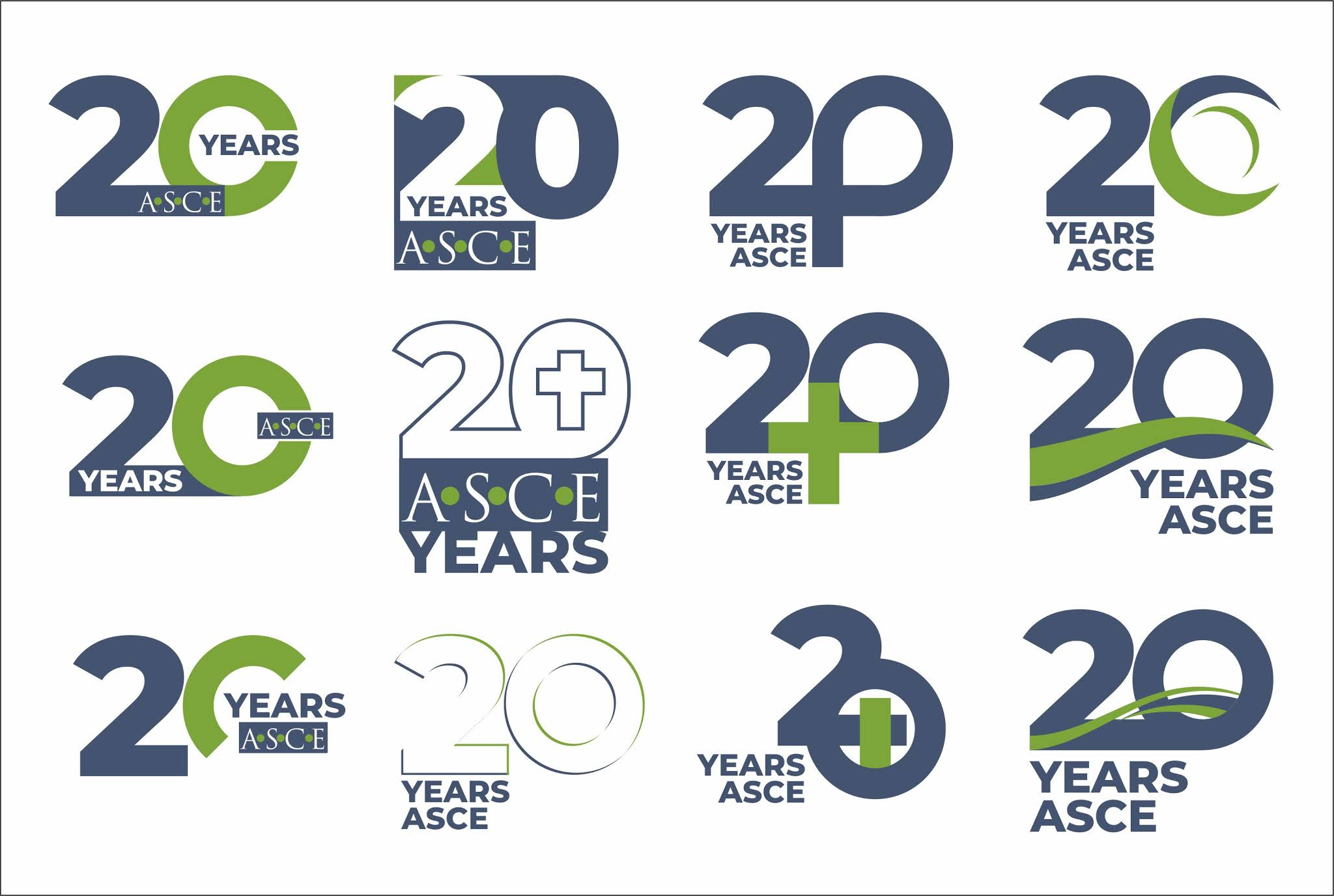 20 years of ASCE