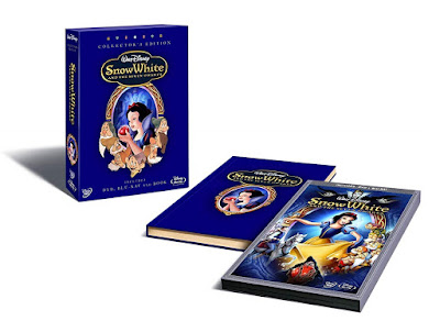 Snow White and the Seven Dwarfs Collector's Book Set