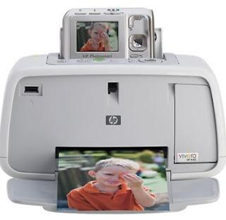 HP Photosmart A440 Camera Télécharger Pilote