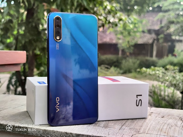 Review Kamera Vivo S1