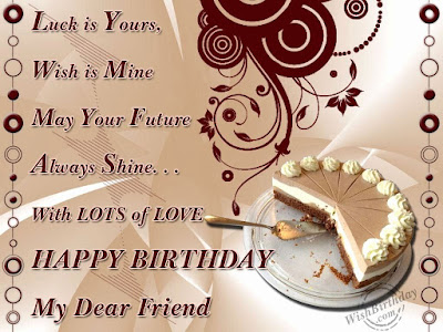 Happy Birthday Shayari In Hindi For Friends