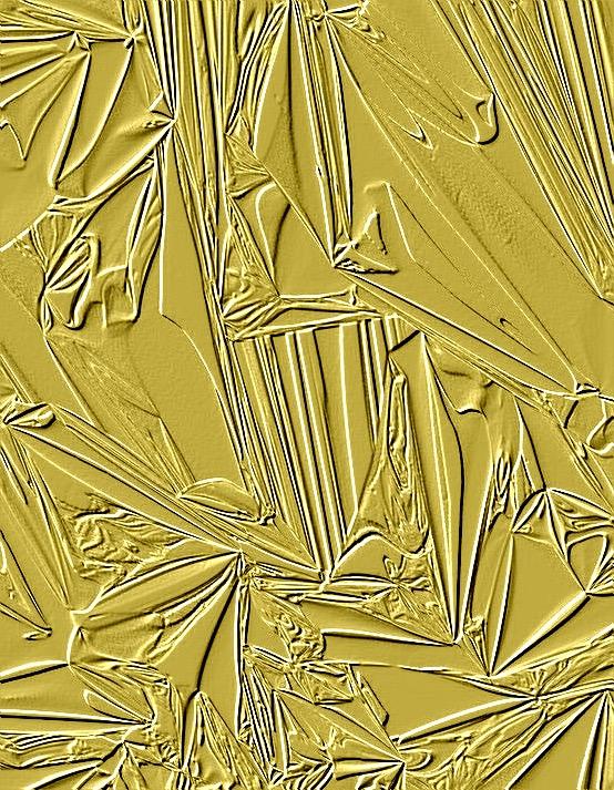 Golden Concept Art 3D