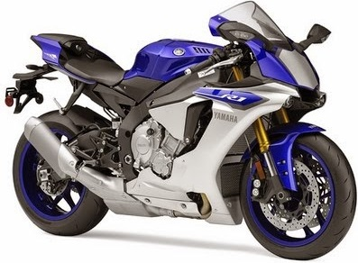 All New Yamaha YZF R1