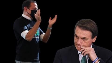 Depois da vitória de Doria, agora é hora de Bolsonaro pedir desculpas a China por mais vacinas