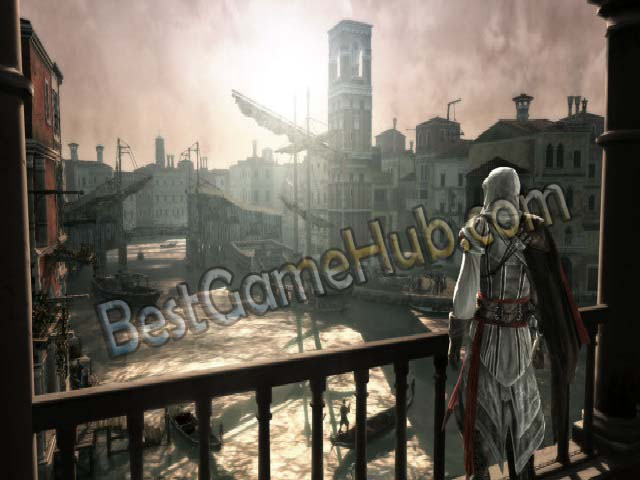 Assassins Creed II pc game High Compressed Download