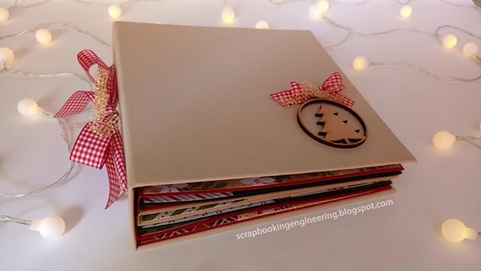 Scrapbooking Engineering Album Perfect Christmas