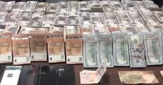 ضبط 3 تجار عملة بلغ حجم تعاملاتهم 30 مليون جنيه