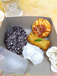 Snack Box Cirebon, Nasi Kotak Cirebon, Strawberry Delight