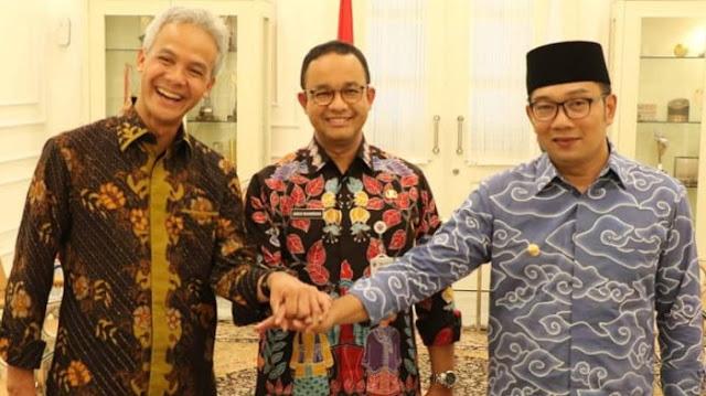 LP3ES: Peluang Prabowo di 2024 Sudah Habis, Giliran Anies - Ganjar - Khofifah - Emil Berjibaku